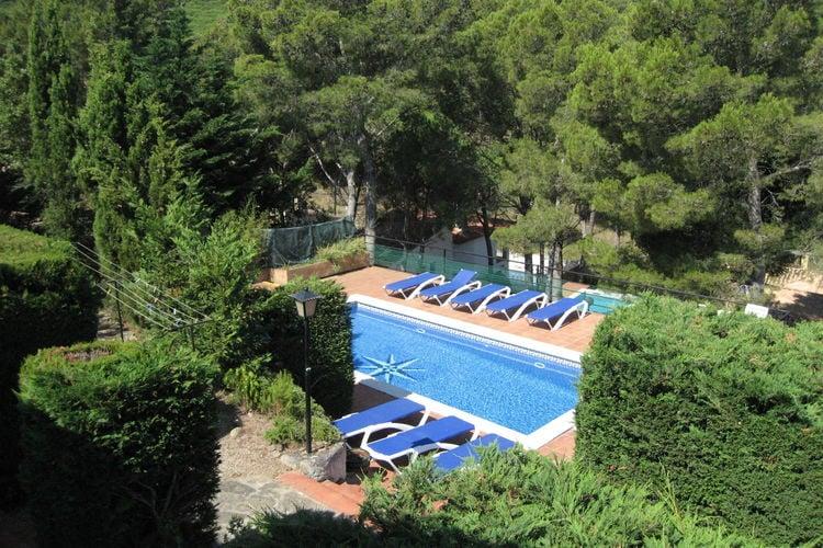 Appartement met zwembad met wifi  Costa BravaLa Pineda