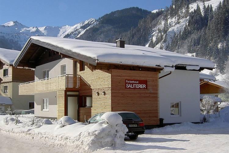 Vakantiehuizen Oostenrijk | Salzburg | Chalet te huur in Grossarl   met wifi 20 personen
