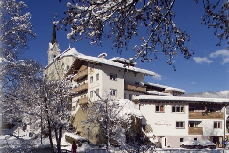 Margarethenstein VII - Apartment - Kaprun - Exterior - Winter