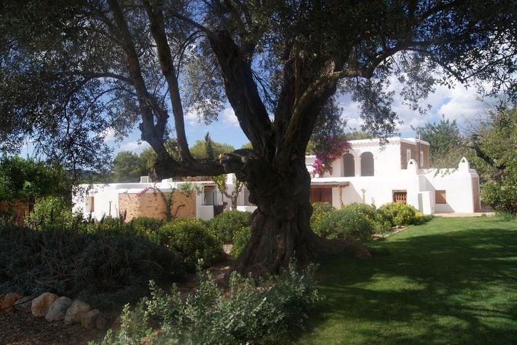 Vakantiehuizen Ibiza te huur San-Lorenzo- ES-07812-06 met zwembad  met wifi te huur