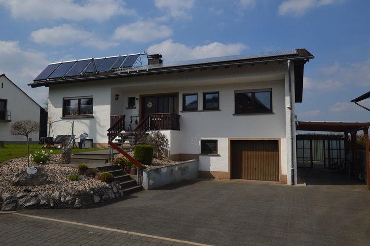 Appartement  met wifi  Xheim-LeudersdorfFerienwohnung Leiff