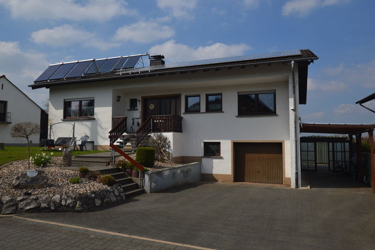 Vakantiehuizen Xheim-Leudersdorf te huur Üxheim-Leudersdorf- DE-54579-07   met wifi te huur