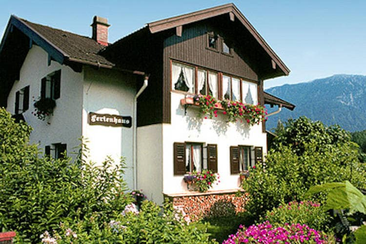 Holiday home German Alps