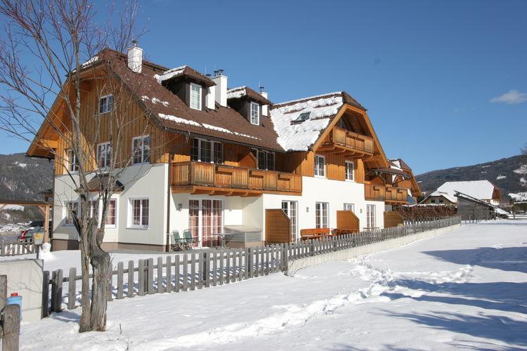 Vakantiehuizen Oostenrijk | Salzburg | Appartement te huur in Sankt-Margarethen-im-Lungau   met wifi 4 personen