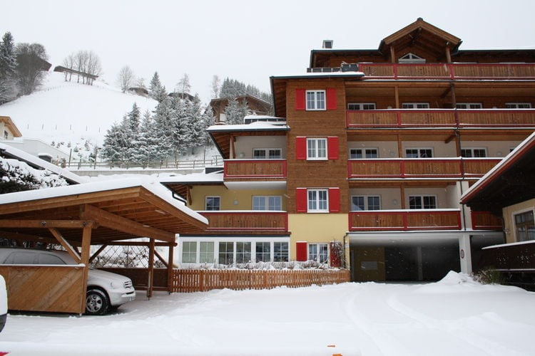 Iglsberg - Apartment - Saalbach Hinterglemm - Exterior - Winter