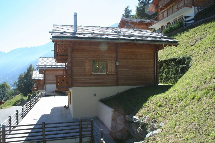 Chalet Zwitserland, Jura, Heremence Chalet CH-1987-18