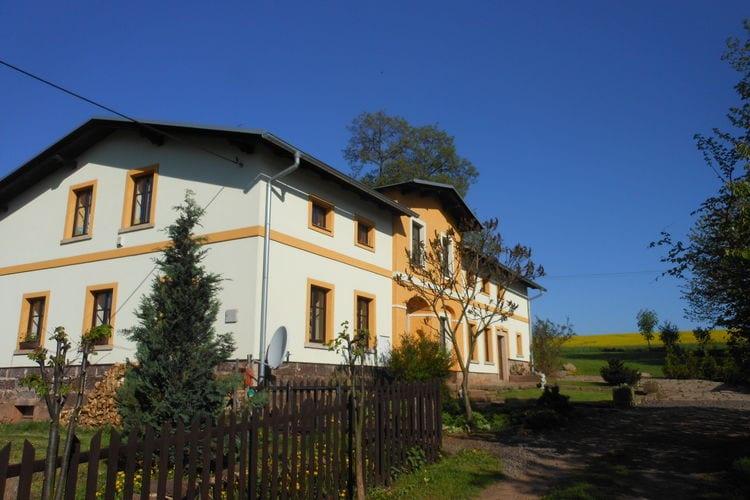 vakantiehuis Tsjechië, Reuzengebergte - Jzergebergte, Bozanov vakantiehuis CZ-54974-02