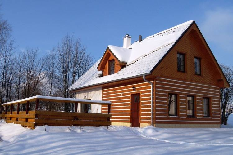 Vakantiewoning Tsjechië, Reuzengebergte - Jzergebergte, Bozanov vakantiewoning CZ-54974-03