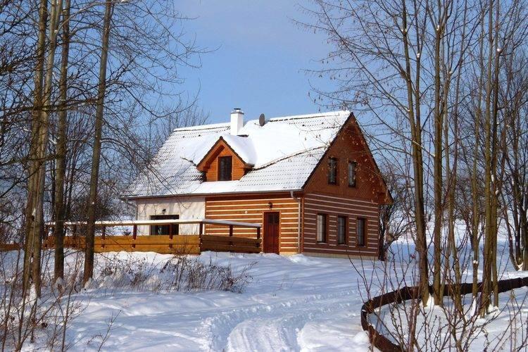 Vakantiehuizen Tsjechie | Reuzengebergte-Jzergebergte | Vakantiehuis te huur in Bozanov met zwembad  met wifi 8 personen