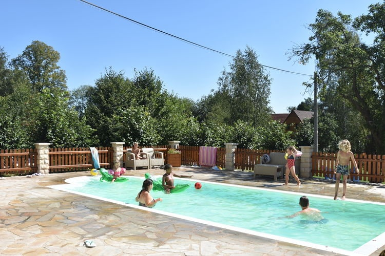 vakantiehuis Tsjechië, Reuzengebergte - Jzergebergte, Bozanov vakantiehuis CZ-54974-03