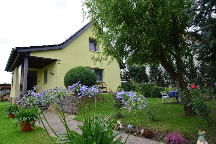 Vakantiehuis    Schmogrow  Ferienhaus Lausch