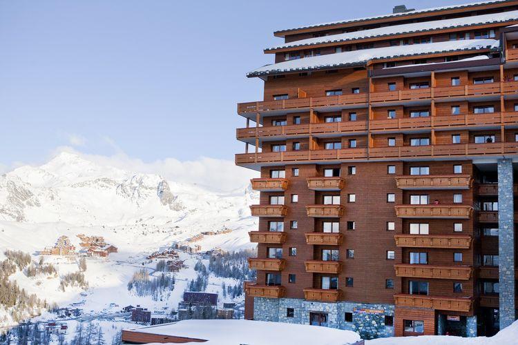 Vakantiehuizen Frankrijk | Rhone-alpes | Appartement te huur in Aime-la-Plagne met zwembad  met wifi 8 personen