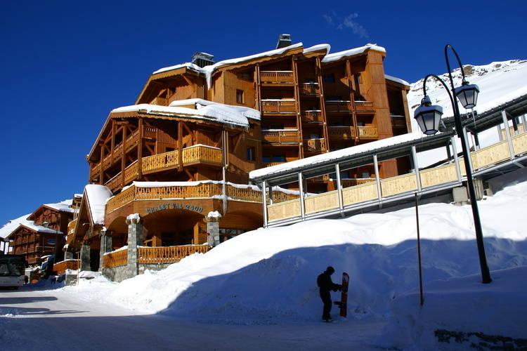 Appartement Frankrijk, Rhone-alpes, Val Thorens Appartement FR-73440-170