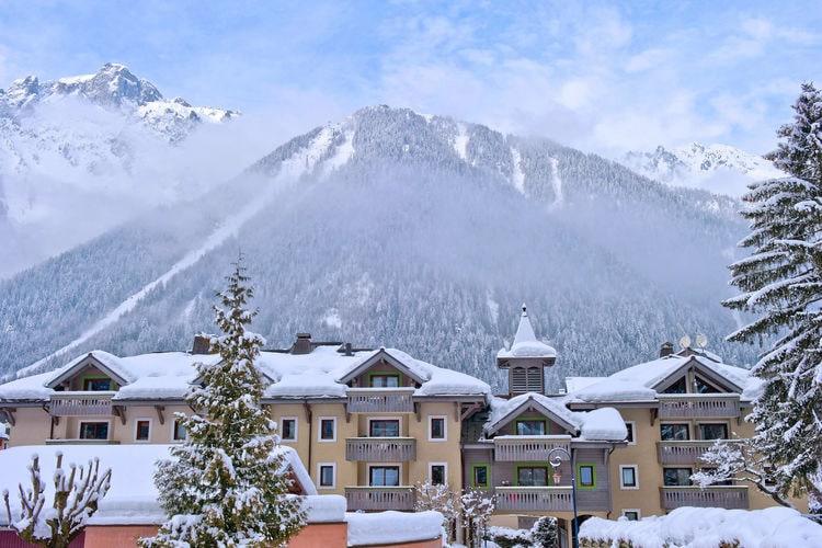 Vakantiehuizen Frankrijk | Rhone-alpes | Appartement te huur in Chamonix-Mont-Blanc met zwembad  met wifi 4 personen