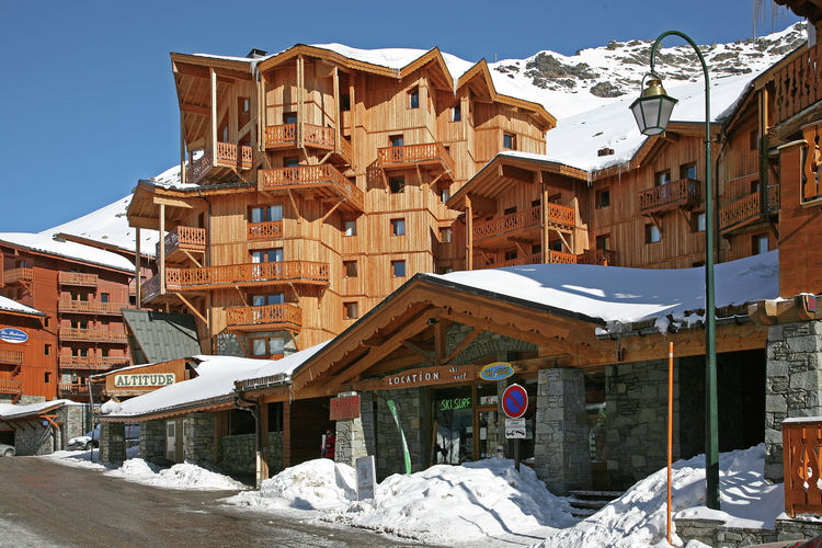 Appartementen Frankrijk | Rhone-alpes | Appartement te huur in Val-Thorens met zwembad  met wifi 10 personen