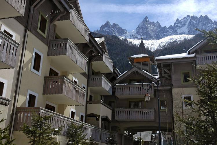 Residence La Ginabelle - Chalet - Chamonix