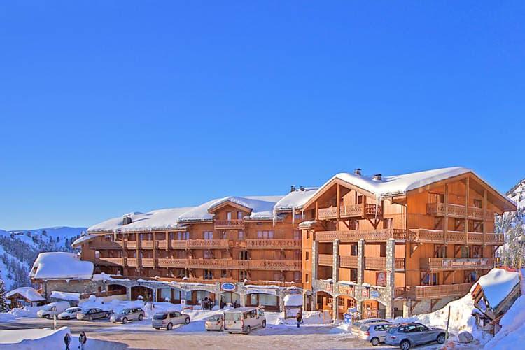 Les Balcons de Belle Plagne 5 - Apartment - Belle Plagne