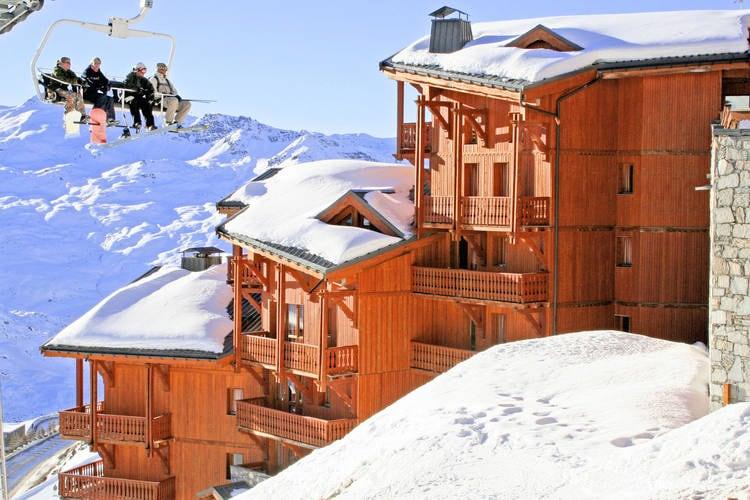 Val-Thorens Vakantiewoningen te huur Les Balcons de Val Thorens 4
