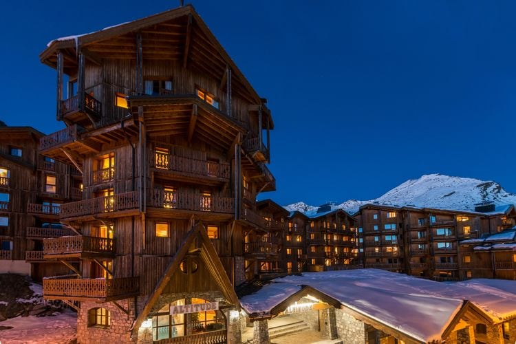 Chalet Altitude 2 - Apartment - Val Thorens