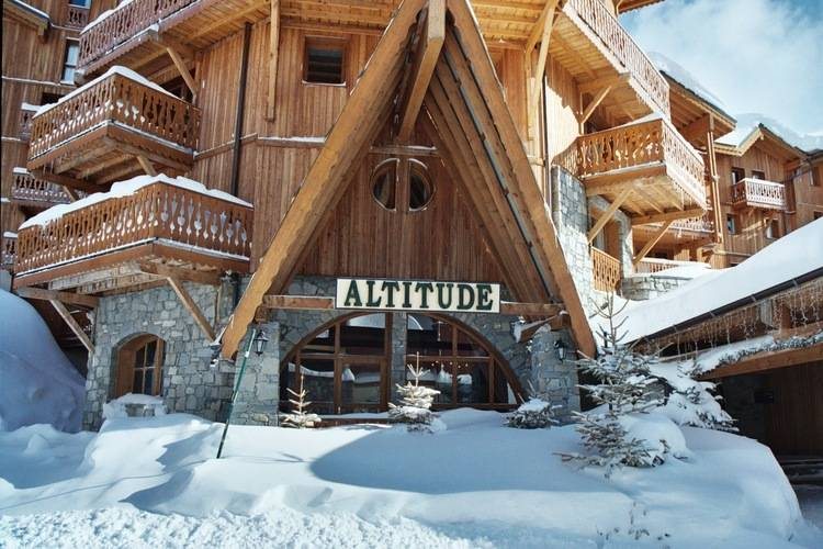 Holiday apartment Chalet Altitude 4 (358750), Val Thorens, Savoy, Rhône-Alps, France, picture 3