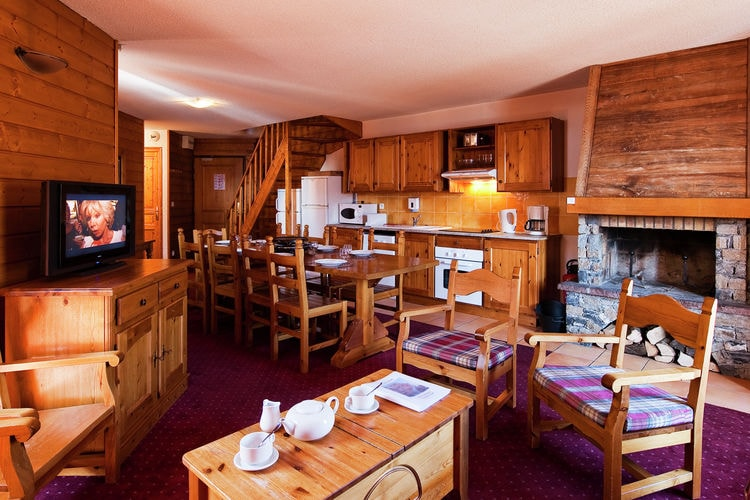 Holiday apartment Chalet Altitude 4 (358750), Val Thorens, Savoy, Rhône-Alps, France, picture 5
