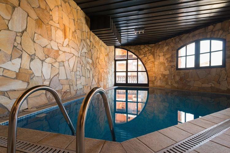 Vakantiehuizen Frankrijk | Rhone-alpes | Appartement te huur in Val-Thorens met zwembad  met wifi 8 personen