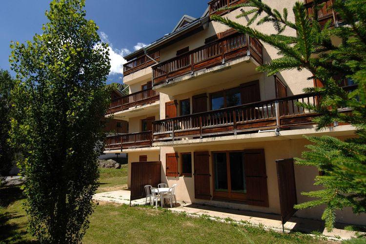 Appartement met zwembad met wifi  St-Sorlin-DarvesResidence Les Sybelles 2