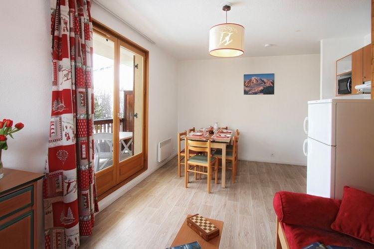 Residence Les Sybelles 1 - Apartment - St Sorlin d'Arves