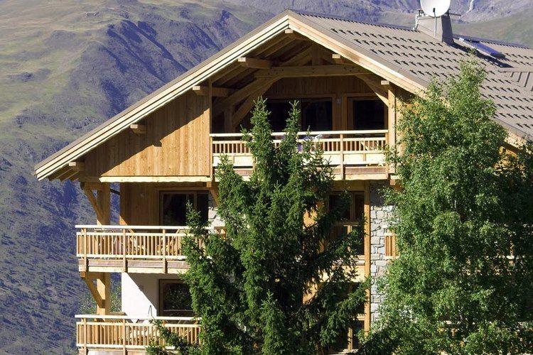 Les-Deux-Alpes Vakantiewoningen te huur Luxe en comfortabel appartement dichtbij de piste.
