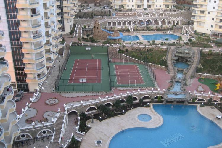 Ferienwohnung Paradise Hill Resort (336960), Mahmutlar, , Mittelmeerregion, Türkei, Bild 8