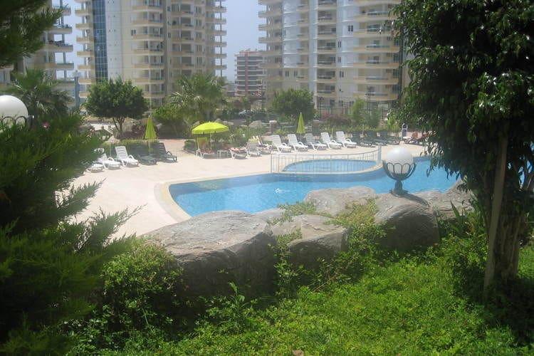 Location appartement vacances Mahmutlar