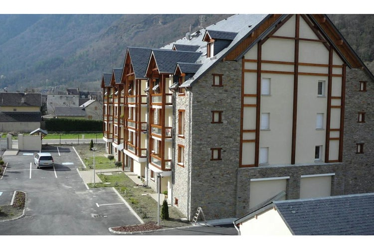Residence Le Belvedere Bagneres-de-Luchon Midi-Pyrenees France
