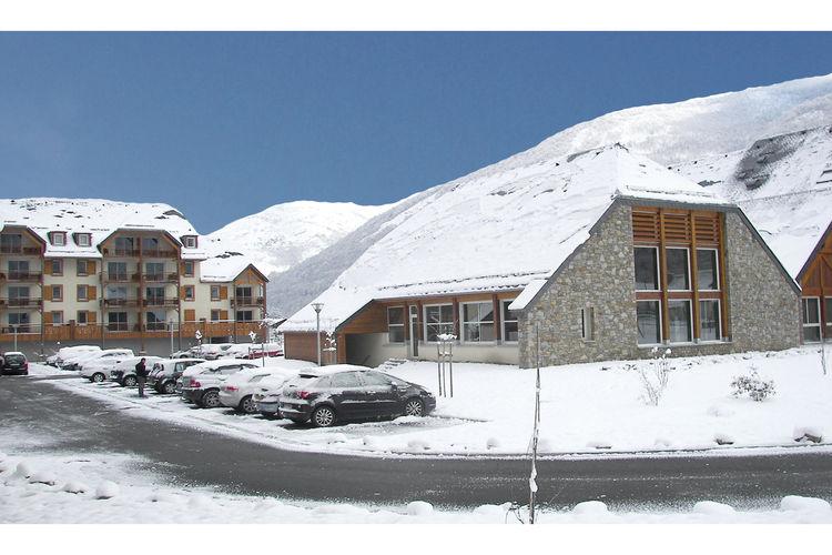 Résidence Le Belvédère 1 - Apartment - Luchon - Superbagnères