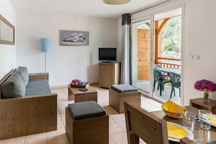 Appartement Frankrijk, Midi-Pyrenees, SAINT-MAMET Appartement FR-31110-01
