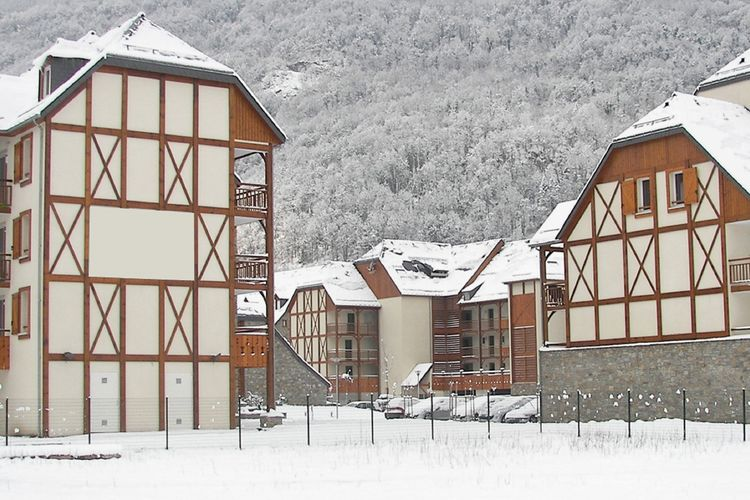 Appartement met zwembad met wifi  Midi-pyreneesRésidence Le Belvédère 1
