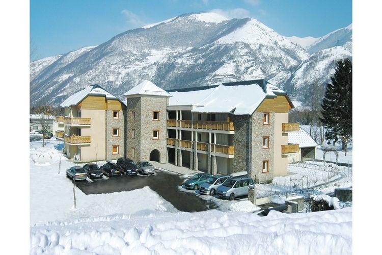 Residence Les Pics d'Aran 1 - Apartment - Luchon - Superbagnères