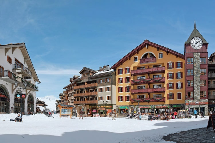 Residence Le Village aux Arcs 1950 Bourg-Saint-Maurice Northern Alps France