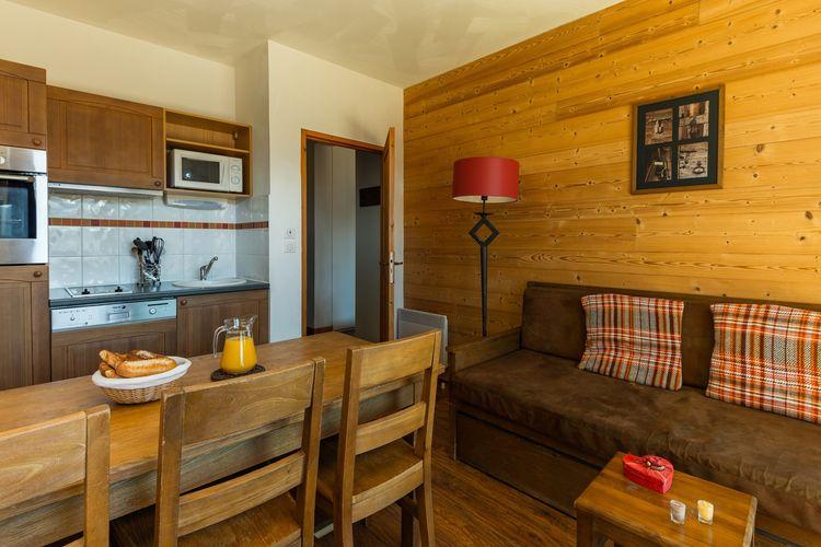 Appartement Frankrijk, Midi-Pyrenees, Saint Lary Soulan Appartement FR-65170-06