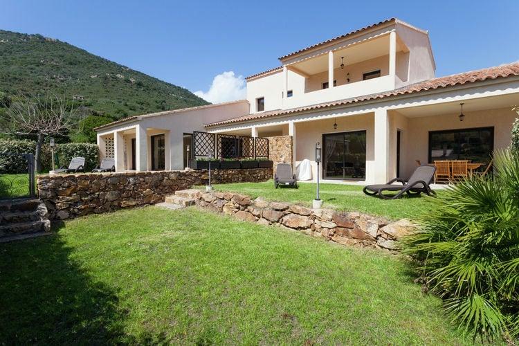 Villas Frankrijk | Corse | Villa te huur in Sagone   met wifi 8 personen