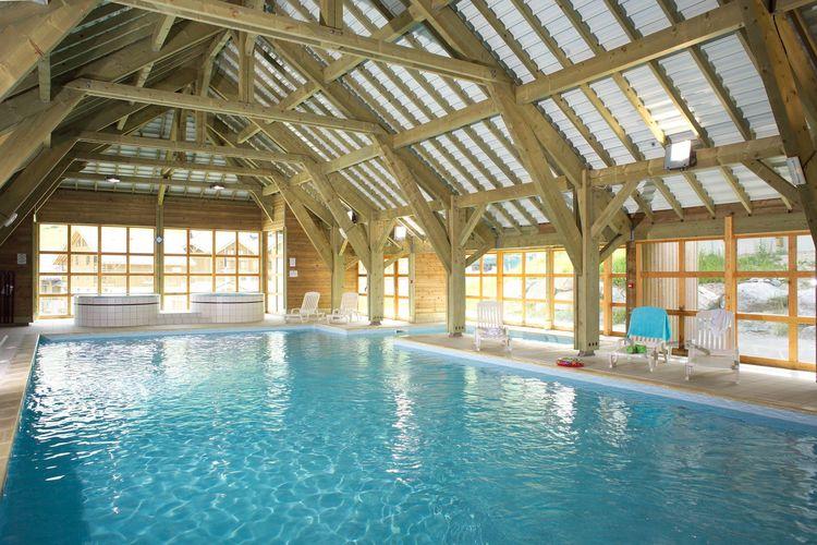 Vakantiehuizen Frankrijk | Rhone-alpes | Appartement te huur in St-Sorlin-Darves met zwembad   7 personen