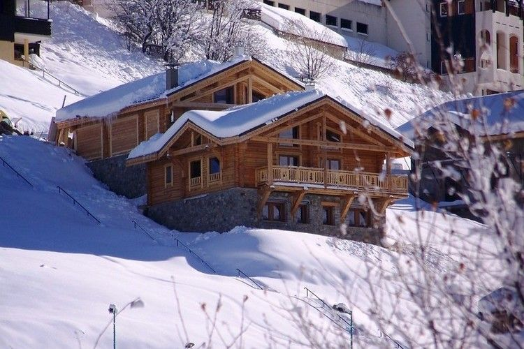 Chalet Leslie Alpen 2