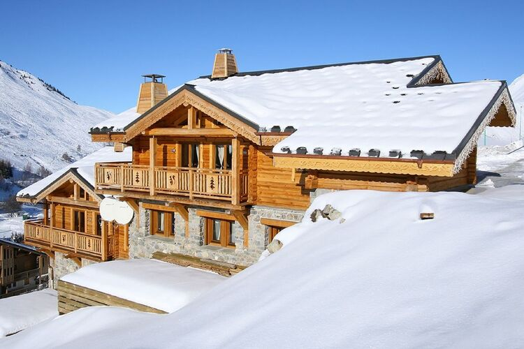 met je hond naar dit vakantiehuis in Les Deux Alpes