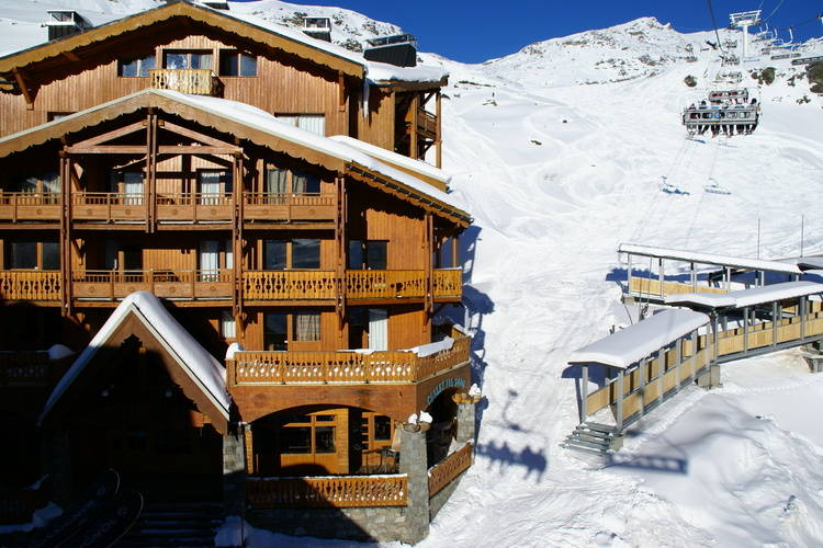 Chalet Altitude Val 2400 8 - Apartment - Val Thorens