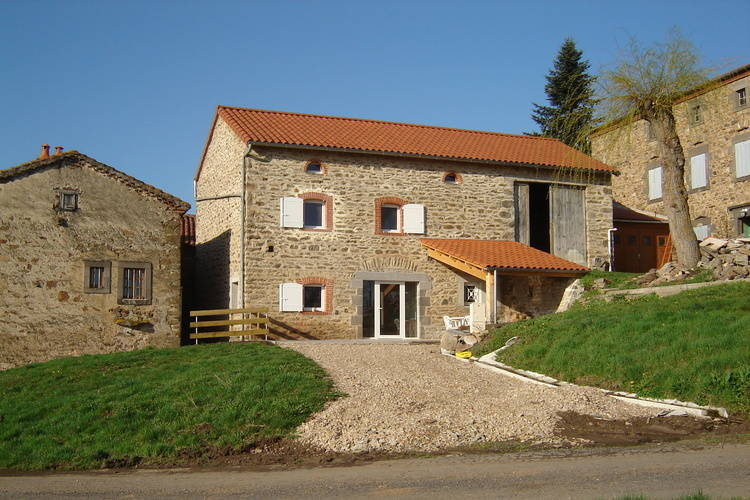 Farmhouse Auvergne