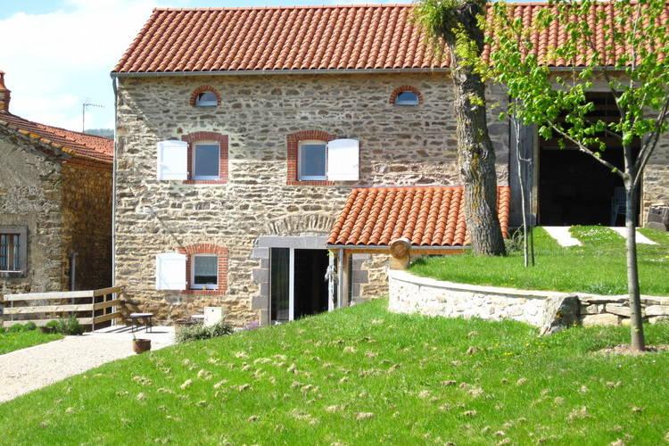 Holiday house Maison de vacances - SAINT BEAUZIRE (344463), Brioude, Haute-Loire, Auvergne, France, picture 1