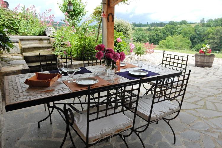 Ferienhaus Maison de vacances - SAINT BEAUZIRE (344463), Brioude, Haute-Loire, Auvergne, Frankreich, Bild 23