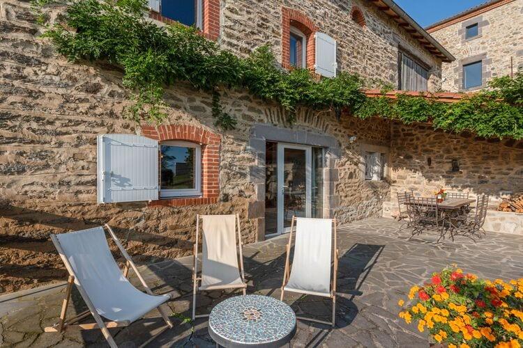 vakantiehuis Frankrijk, Auvergne, Saint Beauzire vakantiehuis FR-43100-04