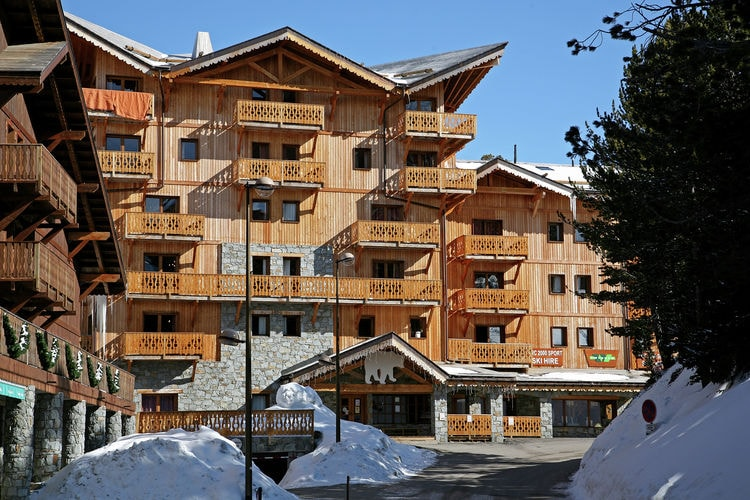 Ferienwohnung Chalet de L'Ours 1 (385501), Les Arcs, Savoyen, Rhône-Alpen, Frankreich, Bild 2