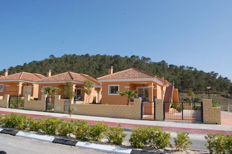 Villa Valencia Region Inland