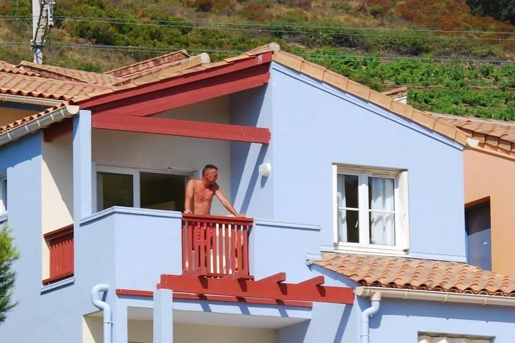 Ferienwohnung Village des Aloes 5 (341987), Cerbère, Mittelmeerküste Pyrénées-Orientales, Languedoc-Roussillon, Frankreich, Bild 1
